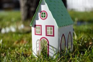Etap budowy dachu